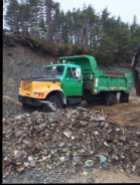 1995 International Single Axle Parts Truck