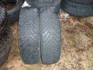 2 15IN. GOODYEAR NORDIC WINTER TIRES P185/65R15