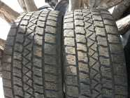 2 15IN. MICHELIN X-ICE TIRES AND RIMS P195/65R15