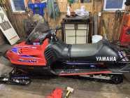 2000 yahama mountain max 700 triple