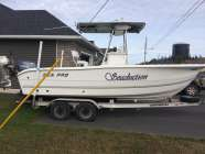 2003 Sea Pro Deep Water Series Center Console Boat