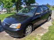 2003 Honda Civic for parts price negotiable
