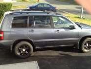 2004 Toyota Highlander All Wheel Drive
