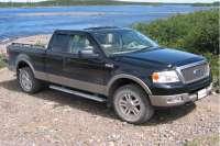 2005 Ford F150 Lariat Super Cab 4X4 ($8500 Firm)