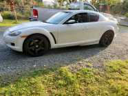 2005 Mazda  RX-8 only 77000kms