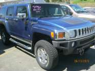 2006 hummer h3 6 cyl 4x4 leather