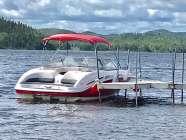 2007 Yamaha SX210 Jet Boat & Trailer - Photo 1 of 10