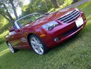 2008 Chrysler Crossfire Limited Roadster Convertib