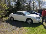 FOR SALE 2008 SEBRING CONVERTIBLE,4CYL,90000KMS SUMMER ...
