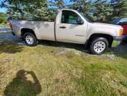 2009 GMC Sierra rwd inspected