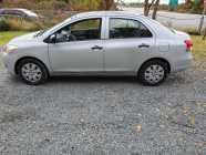 2009 Toyota  Yaris  inspected