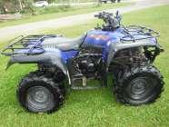 2009 Yamaha yamaha 400 big bear