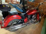 2009 Yamaha V-Star Classic For Sale