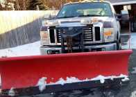 2010 F250 4x4 with plow
