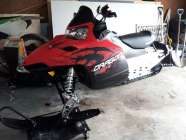 2010 Polaris Dragon IQ