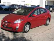 2010 Toyota Prius Premium (Technology package)