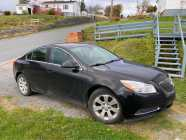 2012 BUICK REGAL WITH INSPECTION SLIP