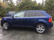 2012 Ford Edge Limited Edition