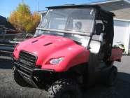 2012 Honda Big Red UTV
