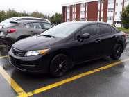 2012 Honda Civic EX - 5 Speed Standard