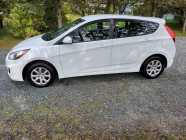 2012 Hyundai  Accent inspected  only 50000kms