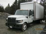 2012 international diesel truck