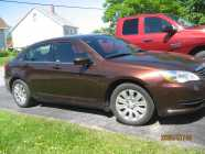 Chrysler 200 for sale   low mileage , good condition