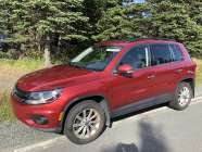 For Sale - 2013 VW Tiguan $ 16,500 ono