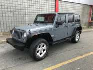 2014 Jeep Wrangler Unlimited Sahara 4×4