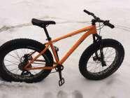 2015 Fat bike for sale