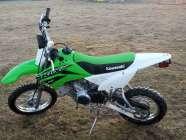 2015 Kawasaki KLX110L