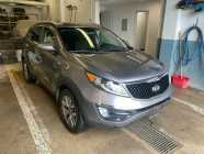 2015 KIA SPORTAGE FULLY INSPECTED WINTER TIRES