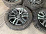 """245/60R20 Tires and 20"""" Aluminum Rims"""