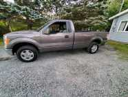2912 F150 inspected only 86000kms