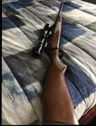 300WM Savage Rifle