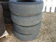 4 16IN. CONTINENTAL ALL SEASON TIRES P205/70R16