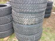 4 18IN. GOODYEAR WRANGLER SRA A/S TIRES P265/65R18