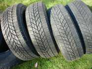 4 20IN. CONTINENTAL ALL SEASON TIRES P275/55R20