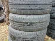 2 20IN. GOODYEAR WRANGLER SR-A TIRES P275/55R20