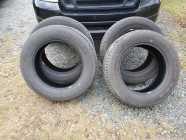 4 Goodyear Wrangler tires