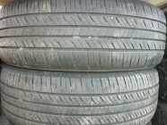 4 16IN. HANKOOK OPTIMO H426 A/S TIRES P205/55R16