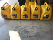 5 Gallon Yellow Diesel Containers