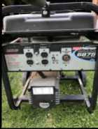 6875 watt Coleman henerator