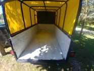 4×8 enclosed trailer - Photo 4 of 5