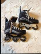 which feature a patented heel and ankle support - Youth ...
