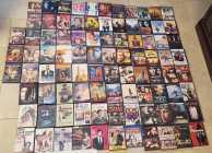 Approximately 100 movie CDS