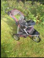 Baby trend expedition stroller - $67