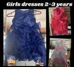 Beautiful girls dresses nwt