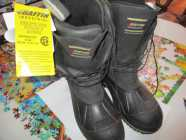New with tags, Baffin Work Boots, Size 8