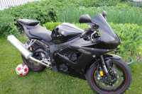 Special Edition Yamaha YZF R6 - Mint Condition